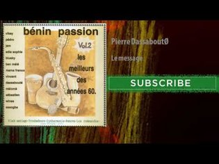 Pierre Dassabouté - Le message