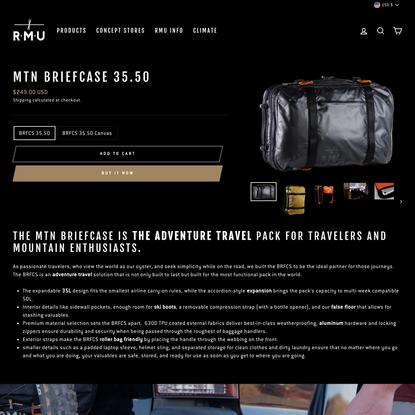 MTN Briefcase 35.50
