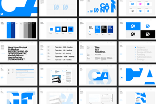 CANY Identity Guidelines by Order