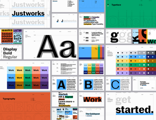Justworks Identity Guidelines by Order