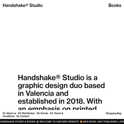 Handshake Studio — Handshake