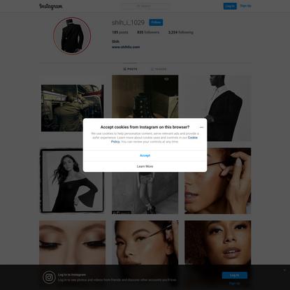 Shih's (@shih_i_1029) Instagram profile • 185 photos and videos