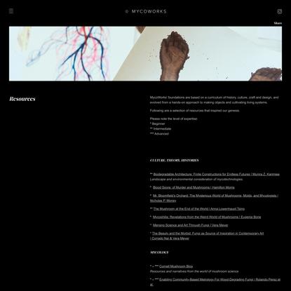 Resources - MycoWorks