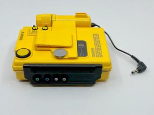 Solar Walkman WM-F107