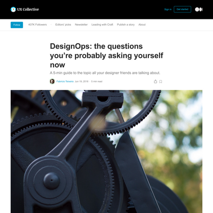 DesignOps: the questions you're probably asking yourself now