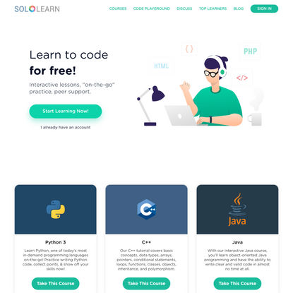 SoloLearn: Learn to Code