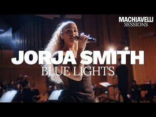 Jorja Smith - Blue Lights ft. WDR Funkhausorchester | Machiavelli Sessions