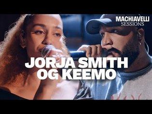 Jorja Smith & OG Keemo - Blue Lights x 216 ft. WDR Funkhausorchester | Machiavelli Sessions