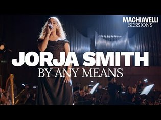 Jorja Smith - By Any Means ft. WDR Funkhausorchester | Machiavelli Sessions