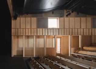 Johnathan Tuckey Design_Horris Hill Theatre