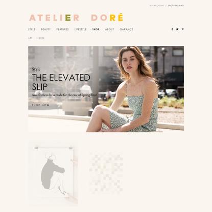 Atelier Doré Store