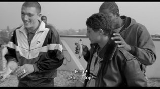 LA HAINE 4K RESTORATION TRAILER