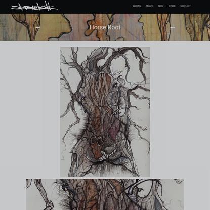 abramobastik | Horse Root