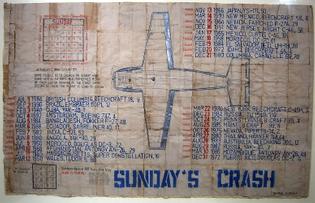 George Widener Sunday's Crash
