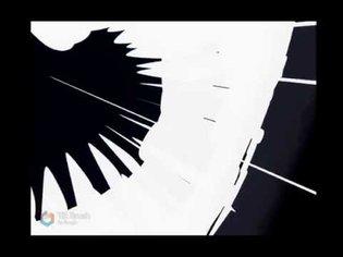 Tilt Brush zoetrope animation
