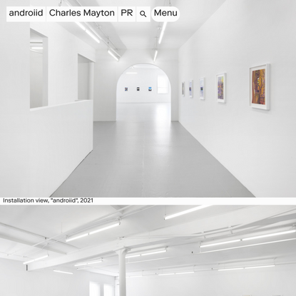 Charles Mayton, 2021 | David Lewis