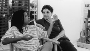Listening for Something... Adrienne Rich and Dionne Brand in Conversation