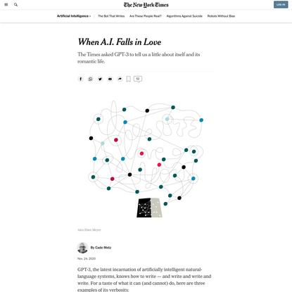 When A.I. Falls in Love