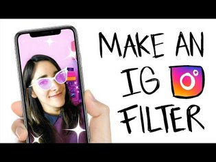 MAKE YOUR OWN INSTAGRAM FILTER IN 10 MINUTES // LEARN SOMETHING