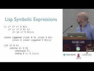 Genetic Programming in Clojure - Lee Spector