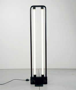 Gian Nicola Gigante floor lamp for Zerbetto