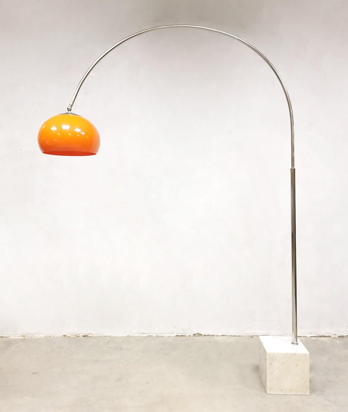 Arc Floor Lamp by Harvey Guzzini