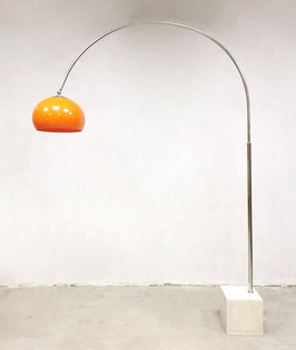 Arc Floor Lamp by Harvey Guzzini