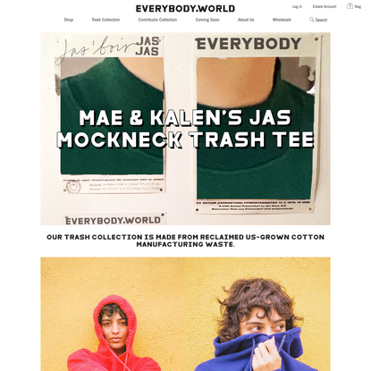 EVERYBODY.WORLD | Workers, Ecology, Ideas