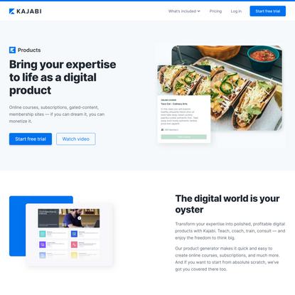 Create and Sell Online Courses & Coaching   Kajabi