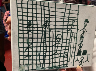 https://hyperallergic.com/508225/childrens-drawings-from-us-mexico-border-reveal-a-world-of-cages/