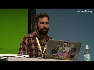 re:publica 2018 - Mushon Zer-Aviv: The Political Tragedy of Data-Driven-Determinism