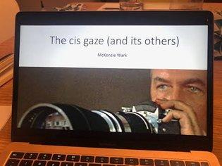 "McKenzie Wark: ""The Cis Gaze"" with Andrea Fontenot"