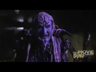 POWER RANGERS MOVIE: Rangers meet Ivan Ooze