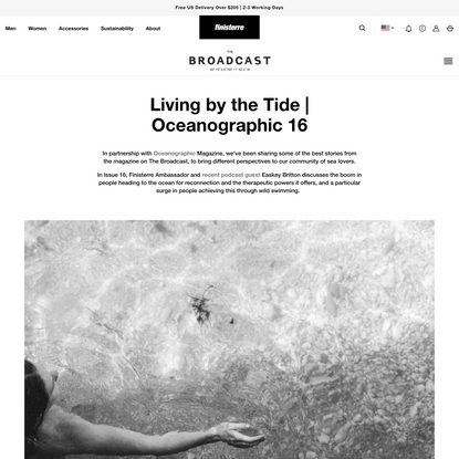Living by the Tide | Oceanographic 16
