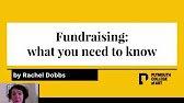 Beginners Guide: Fundraising