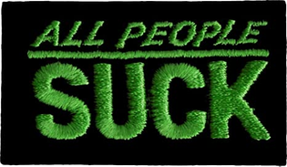 ALL PEOPLE SUCK