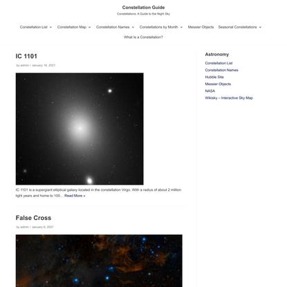 Constellation Guide