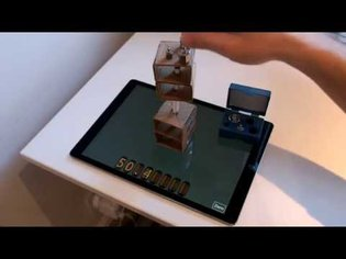 PencilScale - Weighing Objects on an iPad Pro with Apple Pencil