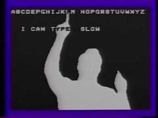 Videoplace, Myron Krueger, 1985
