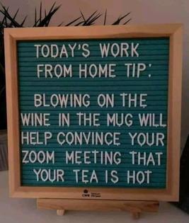 WFH tip