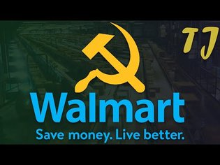 Planned Economies Work, Just Ask Walmart