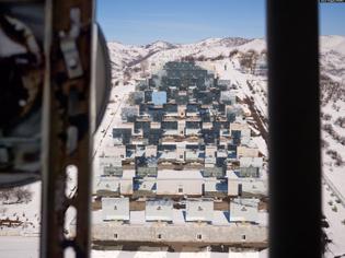 Uzbekistan's solar furnace