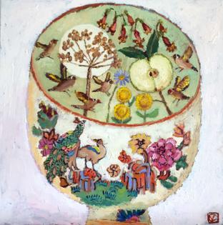 Magic Bowl by Vanessa Cooper