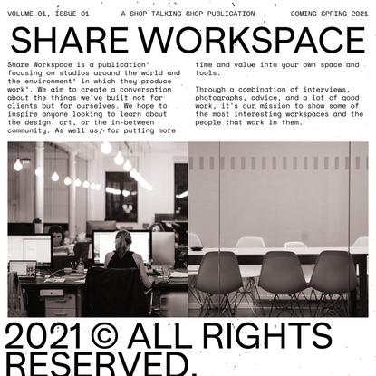 Share Workspace