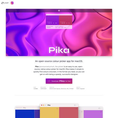 Pika • Super High Fives