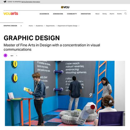 Graphic Design | VCUarts