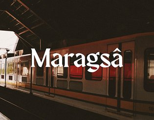 Maragsâ - a display typeface [FREE]
