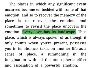 ∆ Rebecca Solnit, A Field Guide To Getting Lost