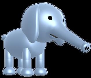 Wii Elephant