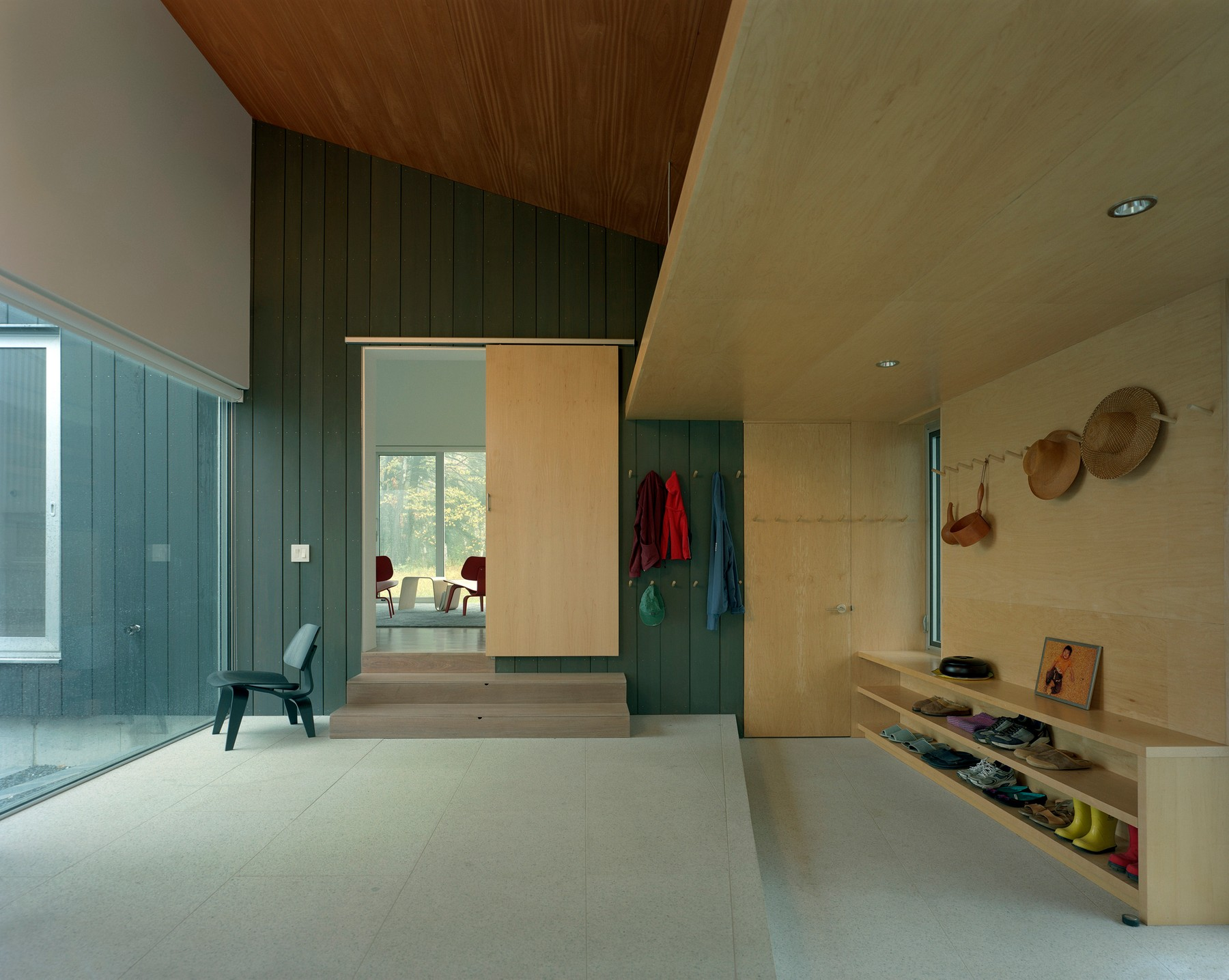 Putney Mountain House by Kyu Sung Woo Architects, Vermont, USA